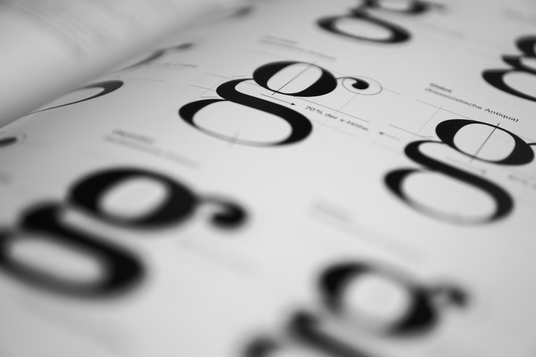 Jak zadbać o typografię?